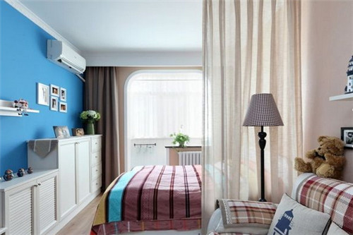 10平米小卧室装修效果图 2015图片大全图片