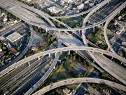 注意:天津16座立交桥下新增左转或掉头专用车道