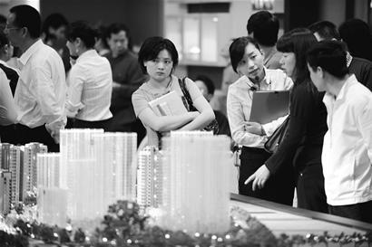 杭州成交连续两周跌破千套  项目开盘