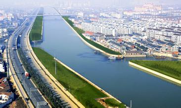 芜申航道溧阳段已全线开工 预算投资20.72亿