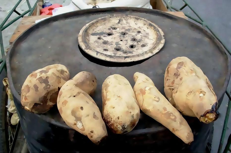 成都电脑城最牛经销商月赚三千 原来改行卖红薯