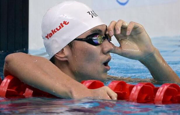 全国游泳锦标赛9月6日黄山开赛 宁泽涛、孙杨参加