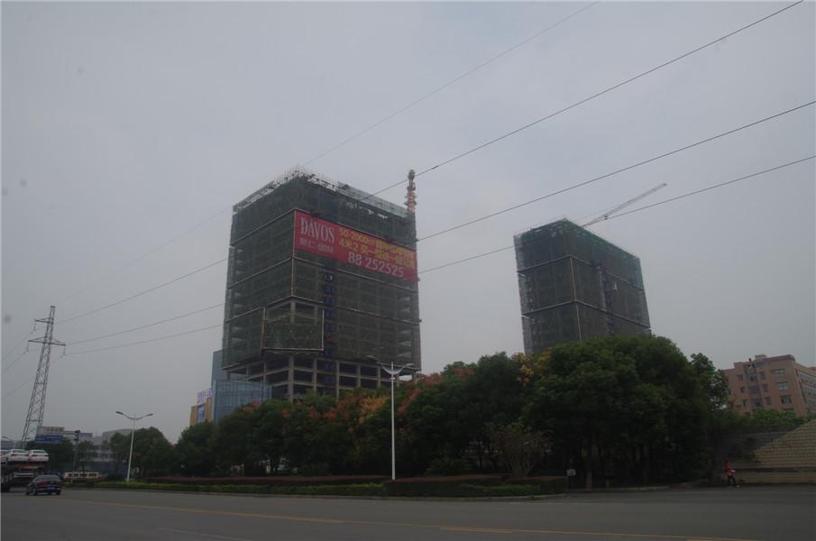 60万方超大综合体聚仁国际工程进度首度揭秘