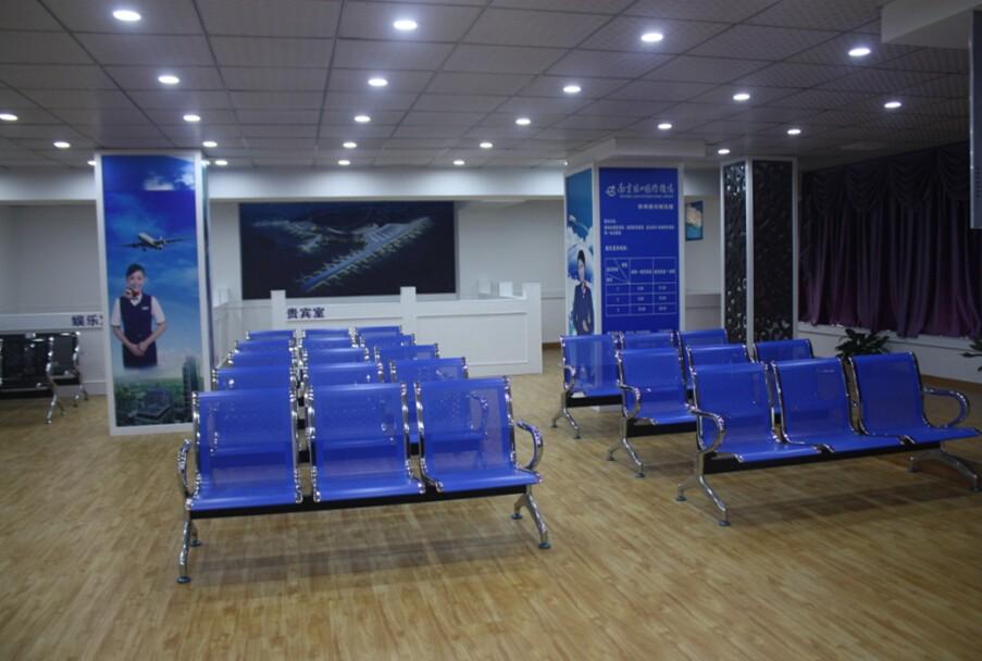 南京禄口机场蚌埠候机楼揭牌