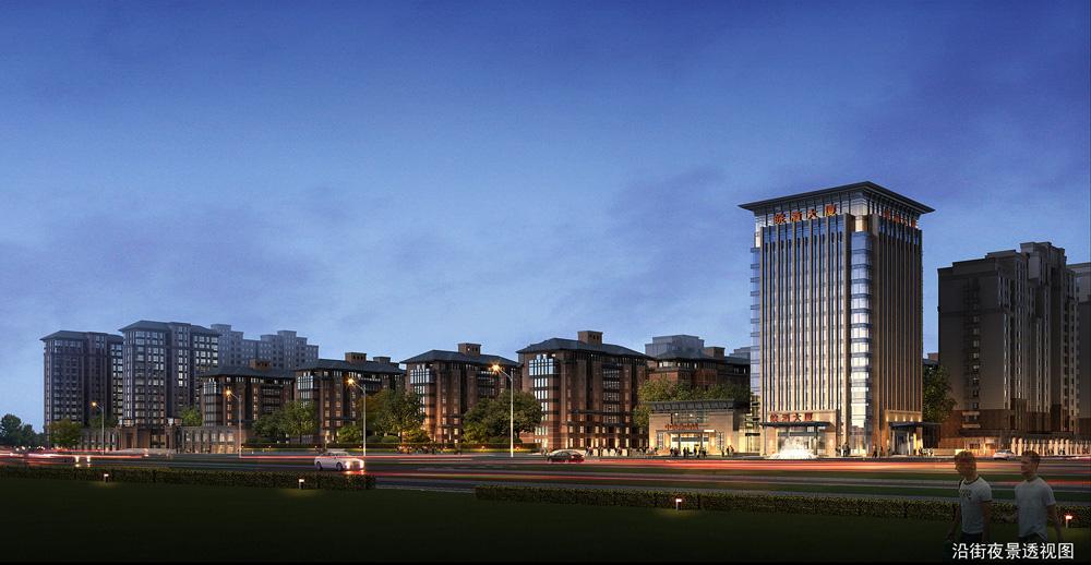 中国铁建·燕山国际城