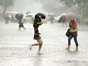 """桐城长假前两天部分地区大到暴雨 """"十一""""多云为主"""