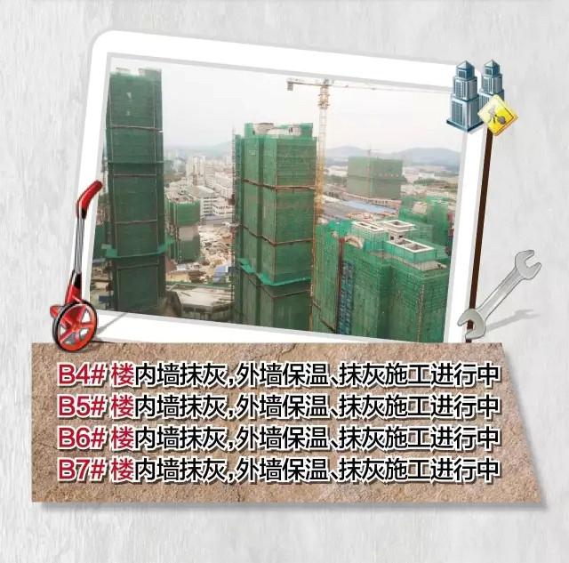 【华润·绿地凯旋门】一期二标施工现场