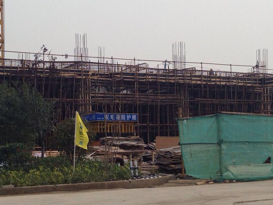 荣盛未来广场项目在建 本月21日开盘