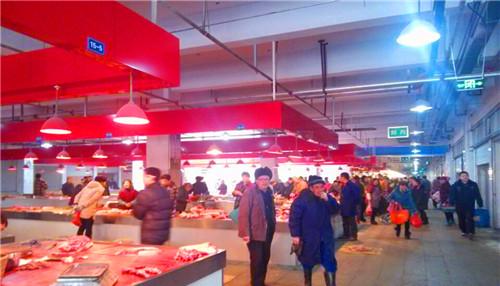 牡丹城菜市场:万众瞩目 12月20日盛大开业