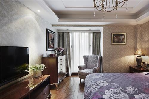 160平温馨混搭公寓装修效果图大全2015图片-合房网