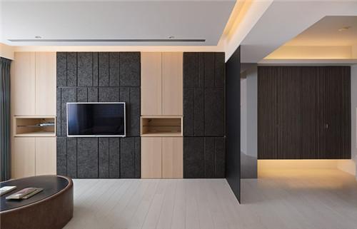 三居loft简约风格家庭背景墙装修效果图大全2015图片图片