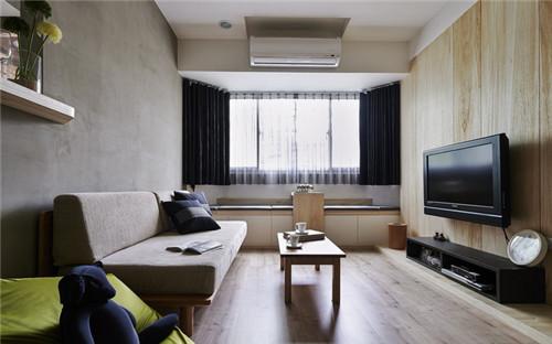 60平米小公寓装修效果图大全2015图片