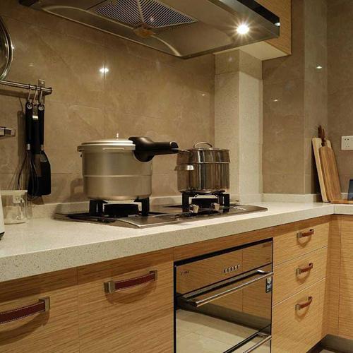 小厨房装修效果图大全2015图片 小空间大智慧