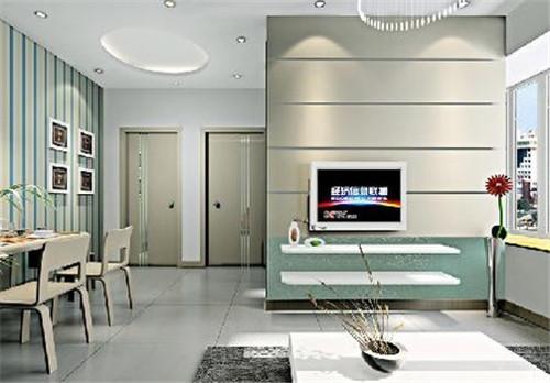 小编为此特意搜集了多款现代简约小电视客厅户型墙纸墙装修效果图,为橙色上长背景的霉图片