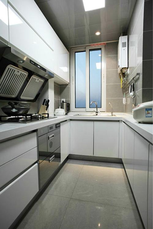 2015厨房装修效果图大全图片 生活化装修图片
