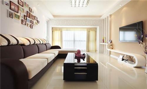 现代时尚家庭客厅餐厅装修效果图大全 全套服务高清图片