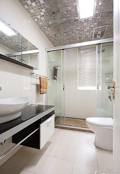 厨房卫生间吊顶装修效果图大全2015图片 -合房网