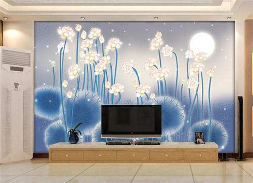 2015年秋季电视背景墙流行趋势效果图 轻松装修