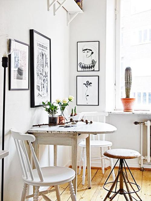 小餐厅装修效果图大全2015图片 设计诠释北欧风格