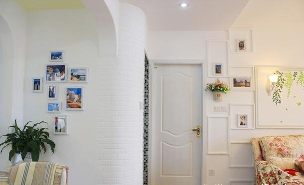 93平米家庭装修效果图2015图片大全 完美家装秀高清图片