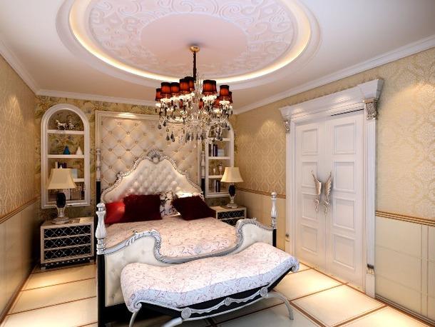 89平米小两居客厅电视背景墙装修效果图 温馨小窝