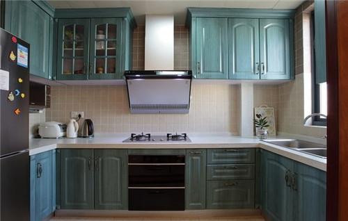 小户型厨房装修效果图2015图片图片