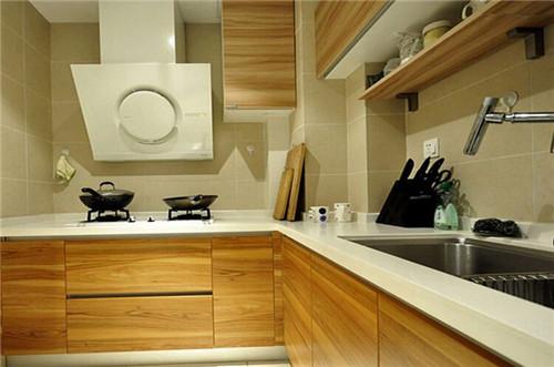 户型厨房装修效果图2015 图片合集