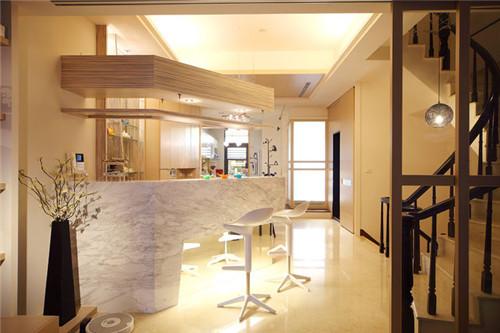 奢华别墅现代风格装修效果图大全2015图片高清图片