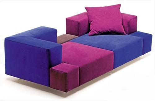 2015秋冬家装潮流新趋势 5种沙发款式时尚必选
