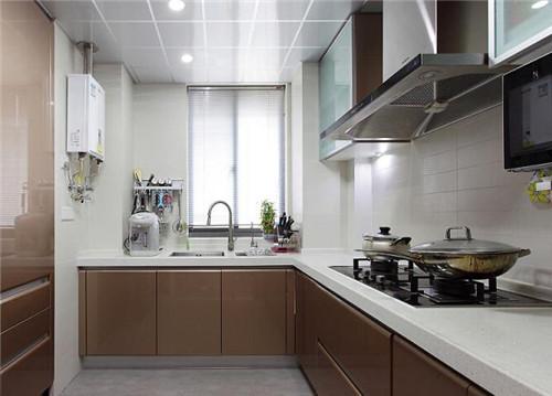 新房厨房装修效果图大全,厨房设计简单大方高清图片