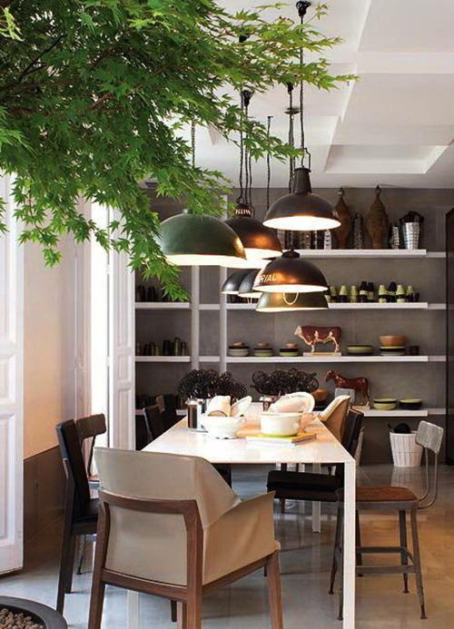 90平现代简约风两居室餐厅装修效果图大全2015图片 女人最爱高清图片