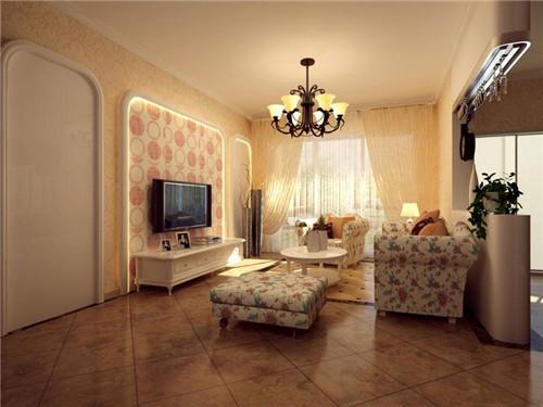 93平米家庭装修效果图2015图片大全 浪漫新房装修大全高清图片