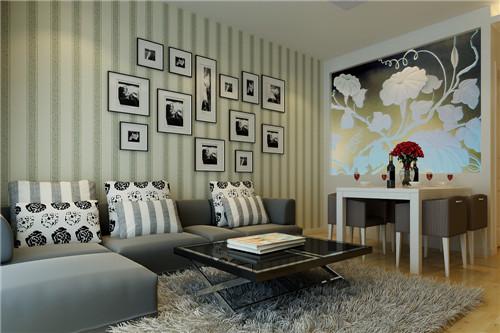 小户型装修参考 飘窗区变卧室巧设计2015图片图片