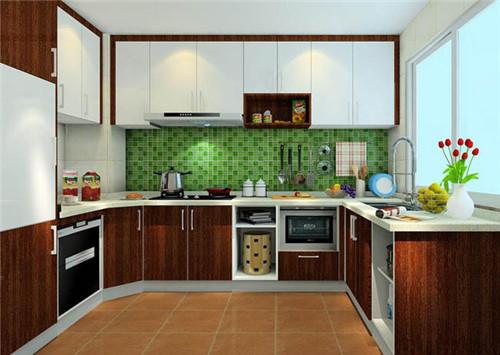 开放式厨房整体橱柜设计图10月装修厨房v厨房图纸如何学会cd画图片