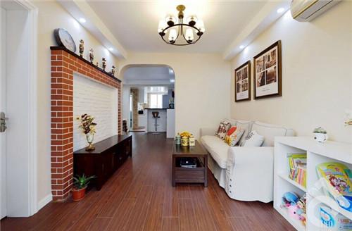 经典小户型客厅装修效果图2015图片 小空间大设计