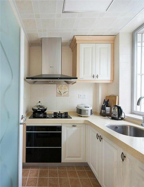 2015新时尚厨房装修效果图赏析,美食天下厨房