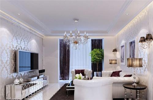 想要装修成简欧风格的房子,客厅的电视背景墙怎么可能不花心思?