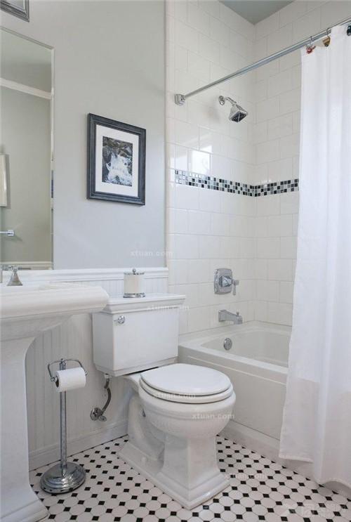 小卫生间装修效果图 欧式卫生间装修效果图 主卧卫生间装修效果图