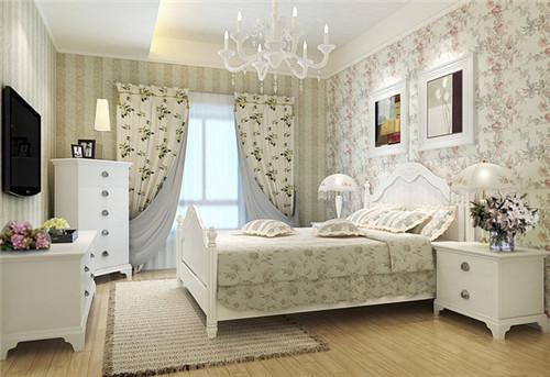 新房装修,卧室装修效果图案例赏析2015 美丽卧室