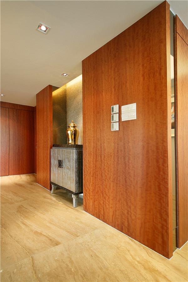 90平米两居室简欧式装修效果图,时尚简约设计高清图片