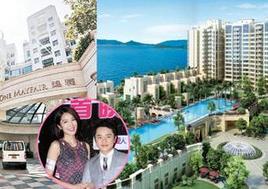 *祖藍1.14億買豪宅90天虧千萬 淡定稱身外物
