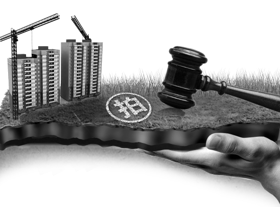 台湾國產署地上權標售 全台精華區土地標脫