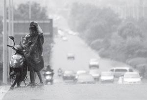 今明合肥有雨全省局部暴雨 月底到下月初还将降雨