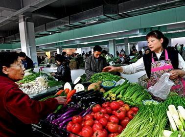 蚌埠将有12家农贸市场提升改造成标准化农贸市场