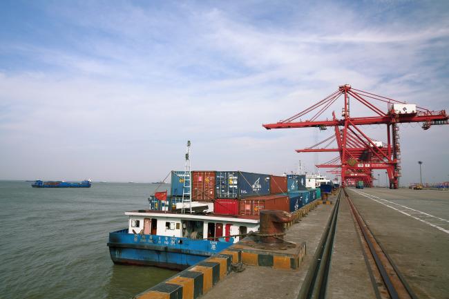 《蚌埠市港口码头确权和抵押登记实施意见》出台