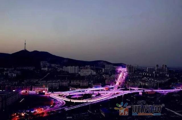 淮北市东岗楼立交桥将改造升级 迎来 大动作