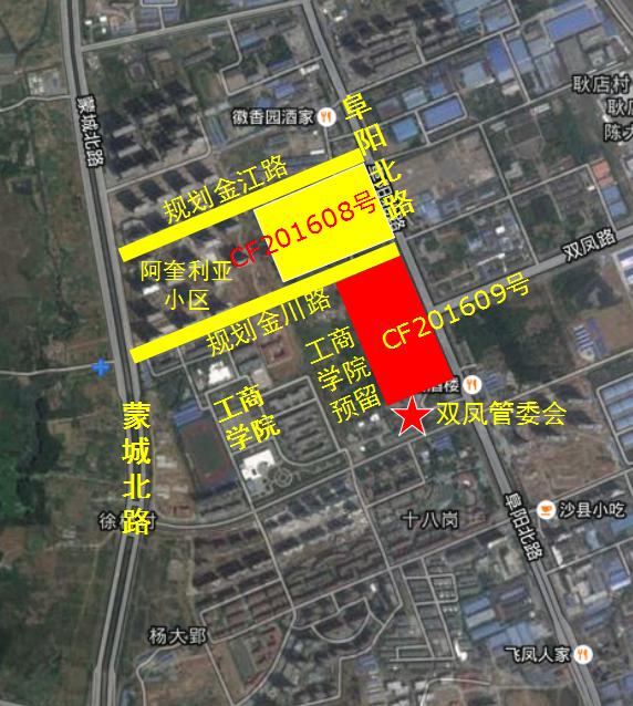 探地|实地探访北城10月28日将出让151亩连体地块