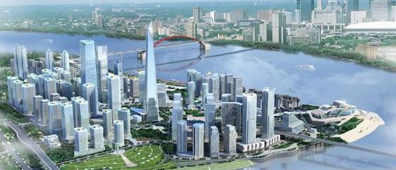 江北新区交通主骨架项目开建 设计速度60公里/小时