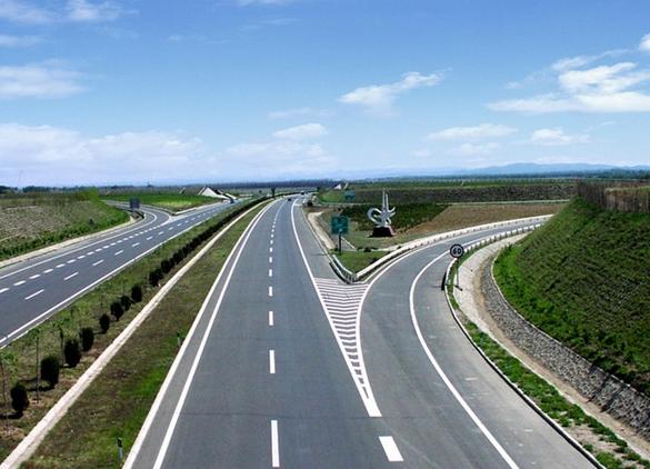 济徐高速公路今全线贯通
