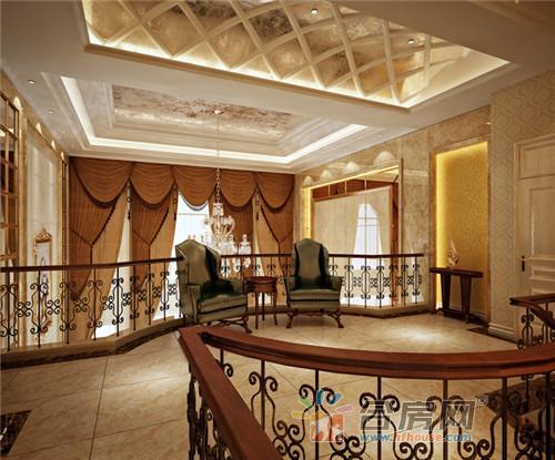 800平独栋别墅欧式装修奢华出售效果图大全2装修一手清远信息别墅图片